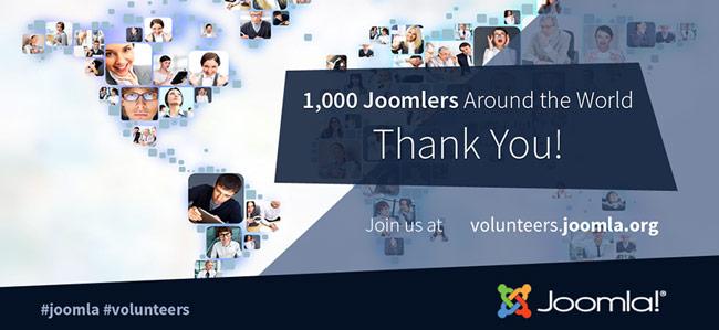 1000 joomlers