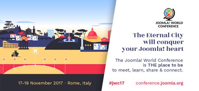 joomla in rome jwc17
