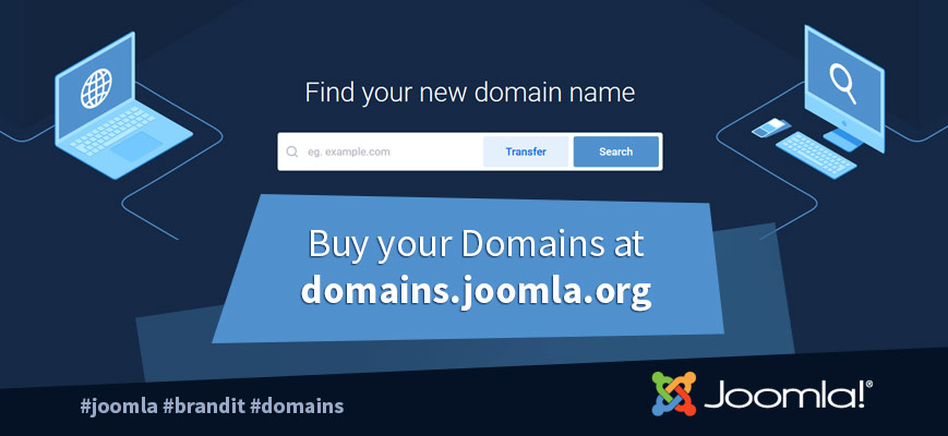 Because Open Source Matters … and Domains too!