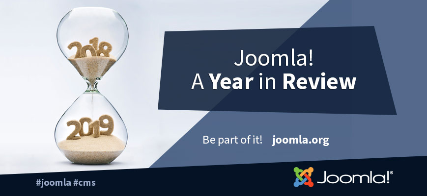 Joomla - A year in Review
