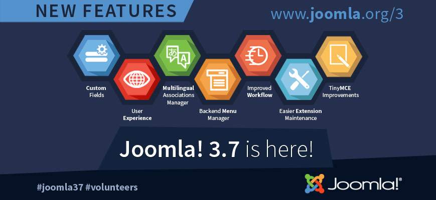 Joomla 3.7