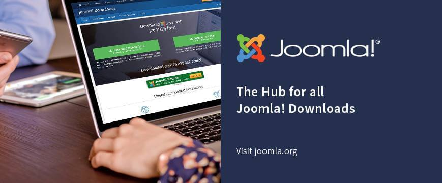 Joomla Downloads Portal