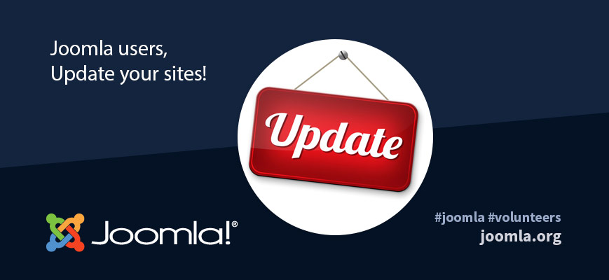 Keeping your Joomla website up-to-date