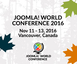 joomla world conference 2016 pm