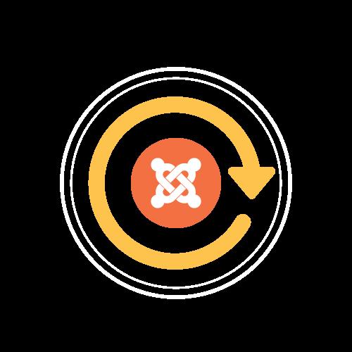 Joomla EasyUpdate Icon