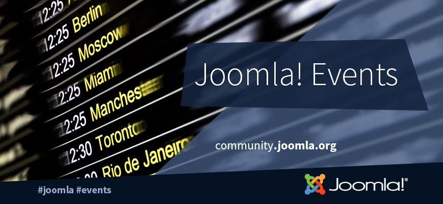 joomla events