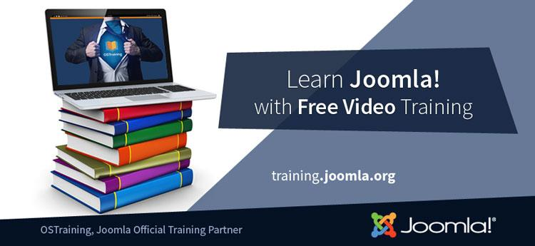 joomla training videos