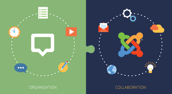 Joomla! and Glip Enter Collaboration Partnership