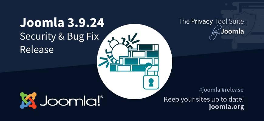 Joomla 3.9.24