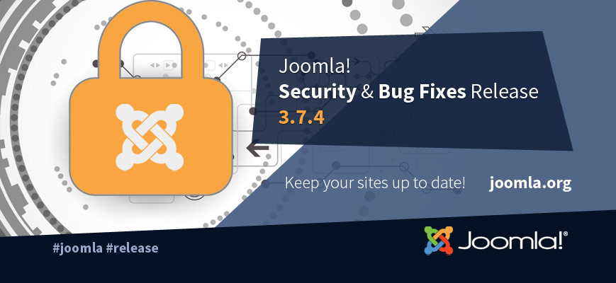 Joomla 3.7.4