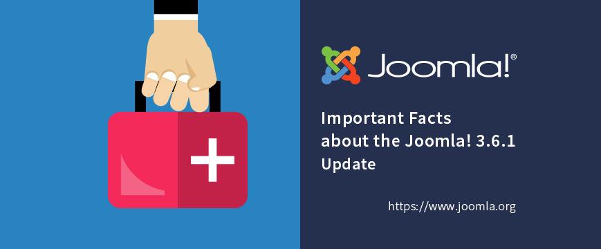 joomla 3 6 1 Information