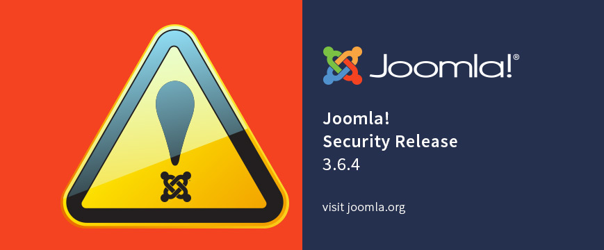 Joomla Security Announcement