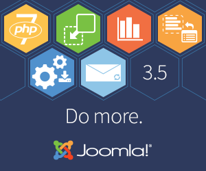 Joomla 3.5 Do More