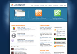 A New Look for Joomla.org