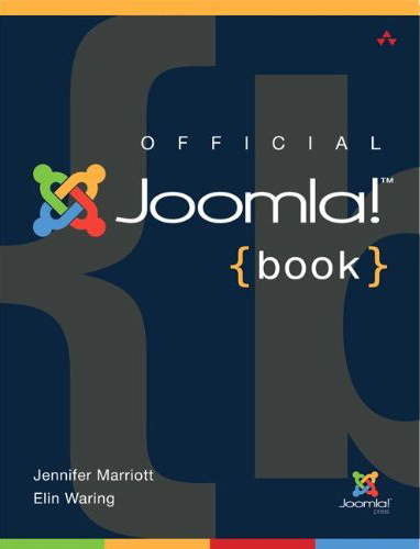 Joomla Press Titles from Pearson