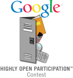 Google Highly Open Participation Contest Logo