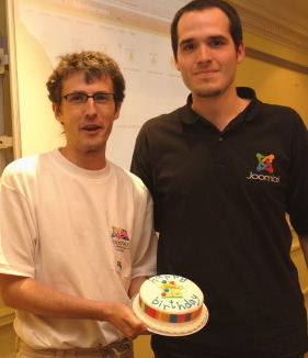 Happy Birthday Joomla!
