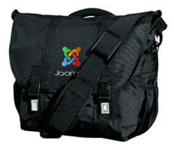 Joomla!Laptop Messenger Bag
