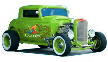 A Wild Ride .. the Joomlamobile