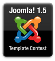Joomla! 1.5 Template Contest