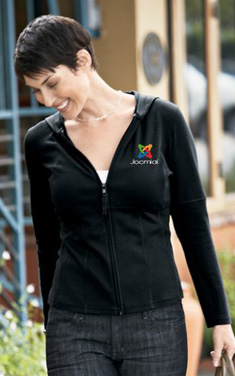 Joomla Shop Womens fleece